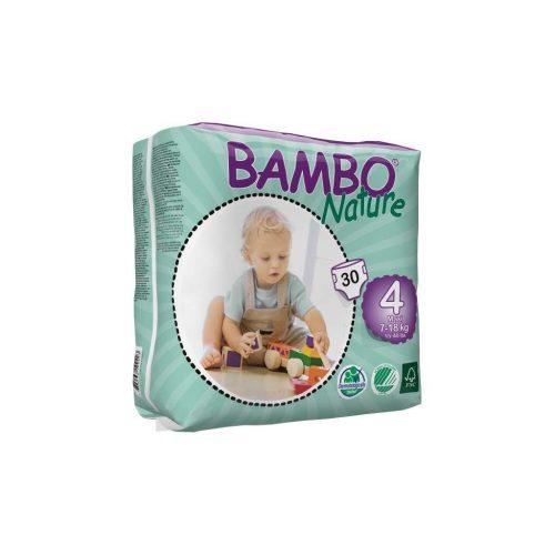BAMBO Nature 4 - Maxi 7-18 kg