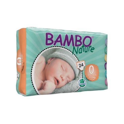 BAMBO Nature 0 Premature 1-3kg