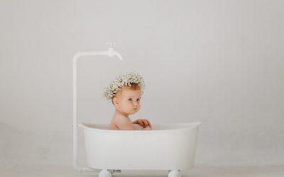 Kupanje bebe – Kako Kupati Bebu (korak po korak)