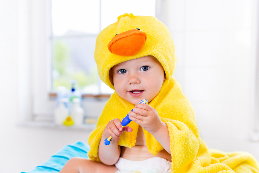 nicanje zuba kod bebe