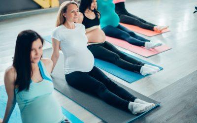 Vežbe za trudnice (Šta smete da radite, a šta ne)