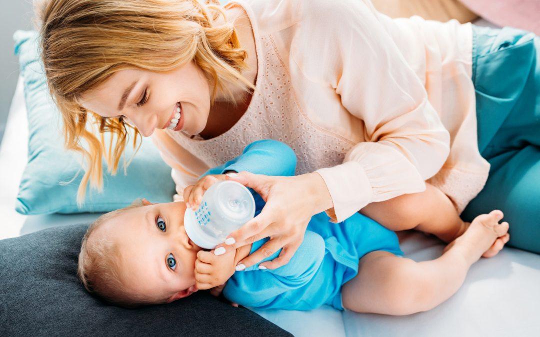 Podrigivanje bebe – Kako da beba podrigne?