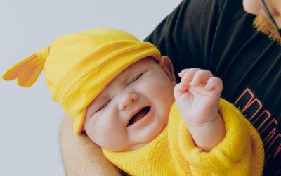 Kada prestaju grčevi kod beba?